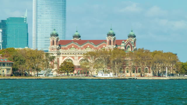 Ellis Island Immigration Museum Great Hall video