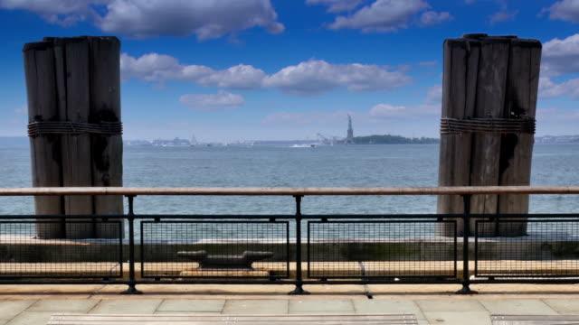 Ellis Island View video
