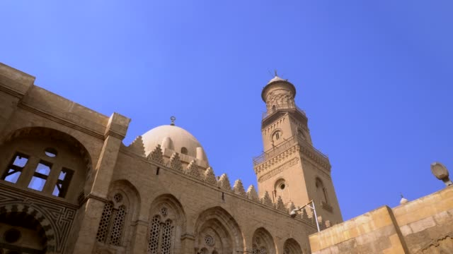 El-Sultan Qalawun Mosque in old Cairo, Egypt.