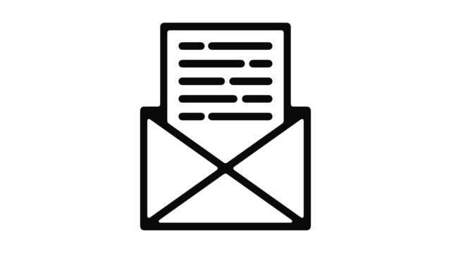 e-motion linjeobjekt - kuvert bildbanksvideor och videomaterial från bakom kulisserna