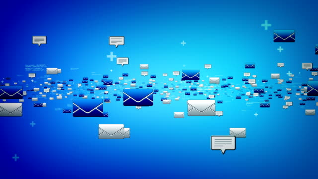 E-Mails and Text Messages Blue video
