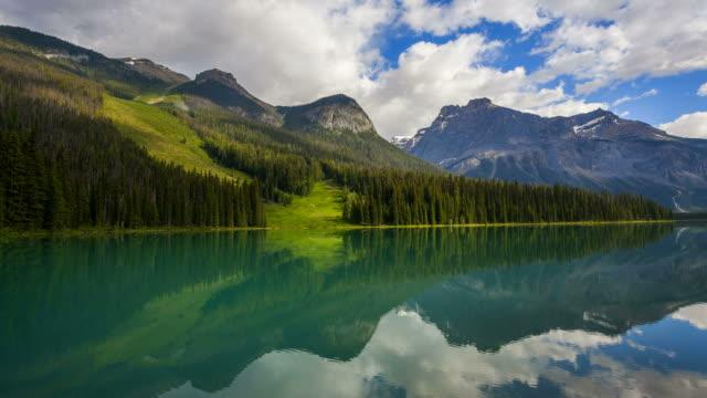 Emerald Lake, Time Lapse video