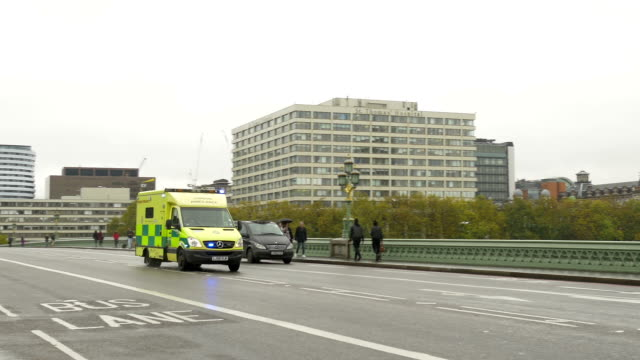Emergency Ambulance in London video