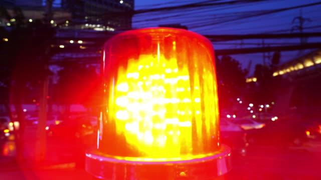 emergency light video