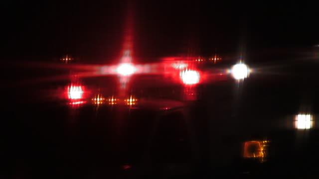 Emergency Lights 04 HD video