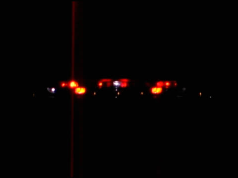 非常灯 - 文字記号点の映像素材/bロール