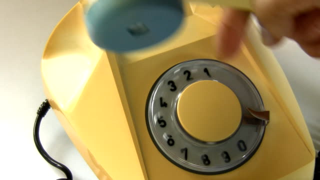 Emergency phone call. Dialing 112 video