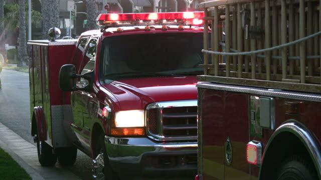 (HD1080i) Emergency Vehicles video