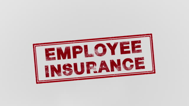 Employee insurance Employer stamping feet stock videos & royalty-free footage
