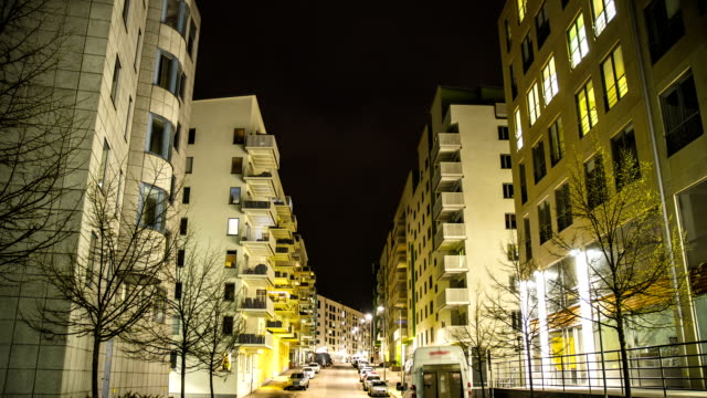 Empty City Street video