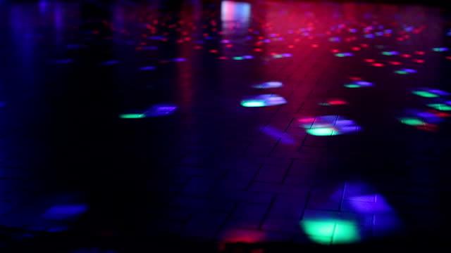 empty dance floor video