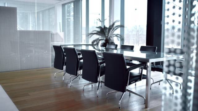 DS Empty elegant conference room