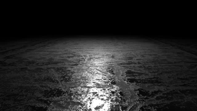 Empty Floor  (loop) video