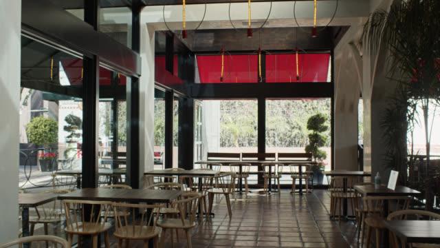Empty Restaurant Walkthrough video