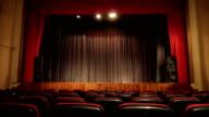 istock Empty Seats in Theatre Scene 1097429178