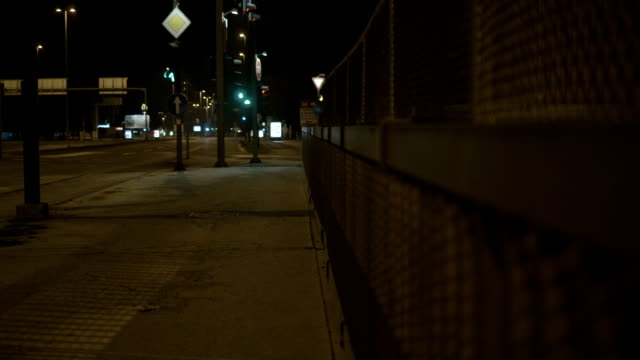 Empty Street At Night video
