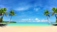istock Empty tropial beach. 166414849