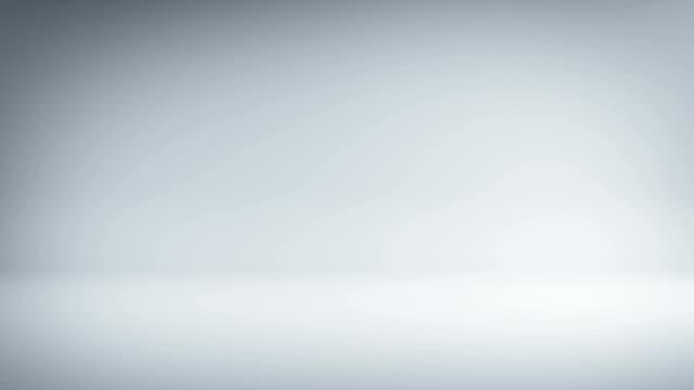 空の白い部屋単発アニメーション - 美術館点の映像素材/bロール