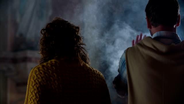 End of the church smoking ritual video