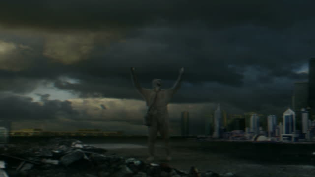 end of world HD video