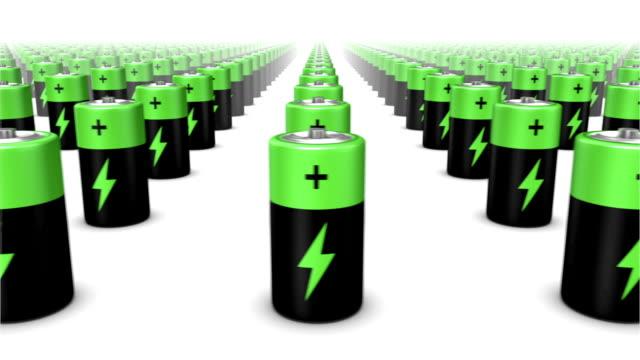 Endless Batteries front view loop video