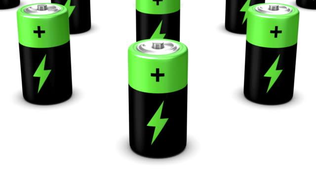Endless Batteries vertigo effect video