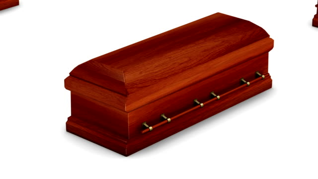 Endless Coffins (Wood) vertigo effect video