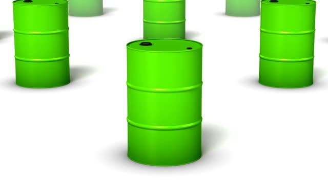 Endless Oil Drums vertigo effect (Green) video