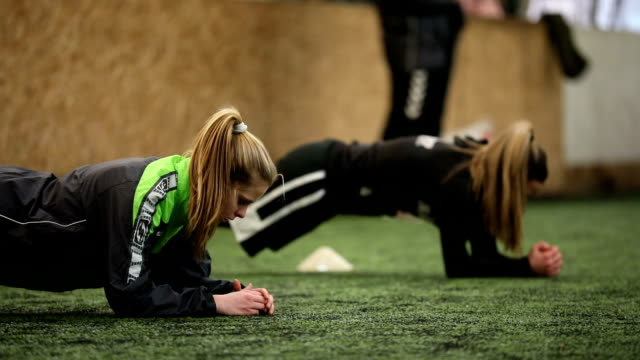 endurance sport practice - trenować sport filmów i materiałów b-roll