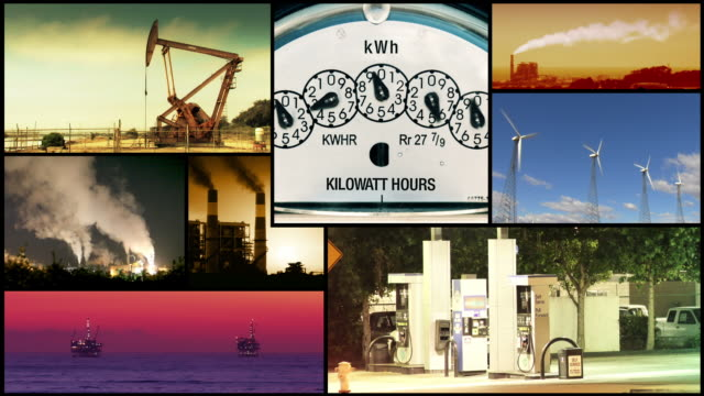 Energy & Fuel Montage video
