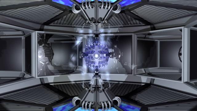energia core - reattore nucleare video stock e b–roll