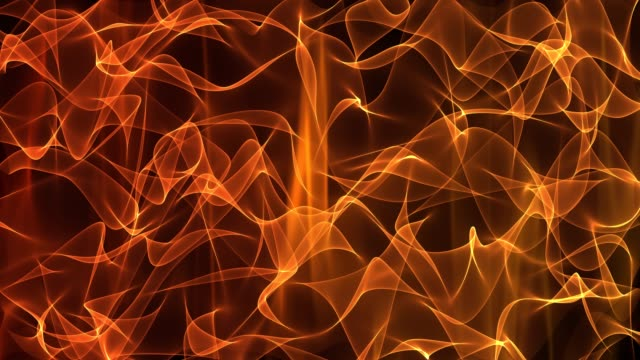 energy fire waves backgrounds video