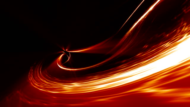 Energy Flow Abstract Blurred Motion Background