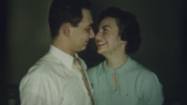 Engaged 1958