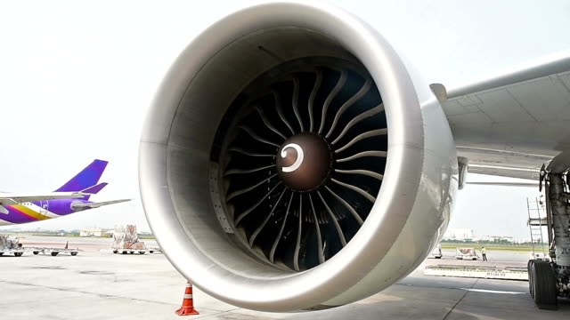 Engine aircraft Engine aircraft turbine stock videos & royalty-free footage