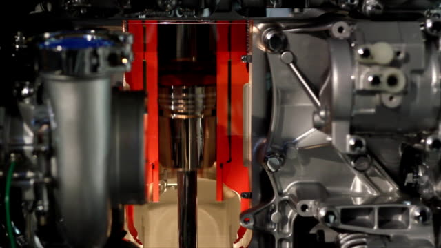engine cylinder work video