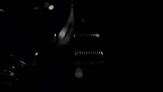 vídeos y material grabado en eventos de stock de fondo abstracto de la parte de motor - motor