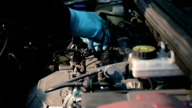 engine repair video