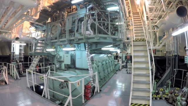 Engine room video