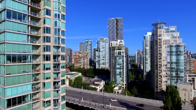 Video English Bay in Downtown Vancouver | Beautiful British Columbia Canada
