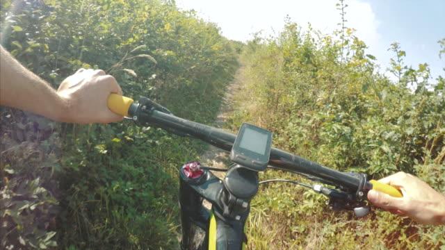 POV Enjoy riding. video