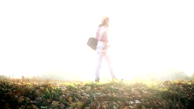 En automne - Vidéo
