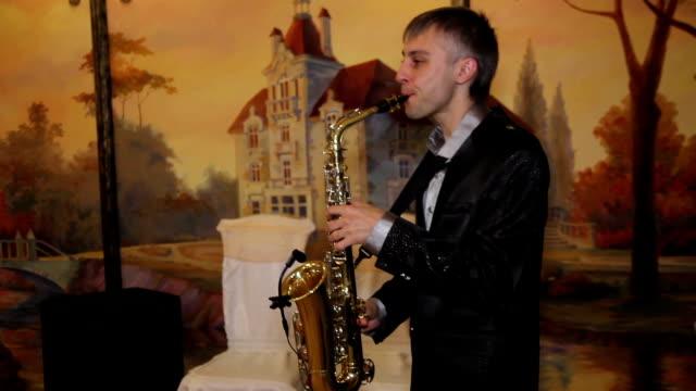 enjoying saxophone 02 video