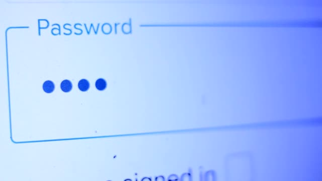 Enter the password for the website in the Internet. Encryption screen With flashing cursor. Enter the password for the website in the Internet. Encryption screen With flashing cursor. password stock videos & royalty-free footage