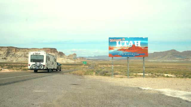 WS Entering the Utah state video