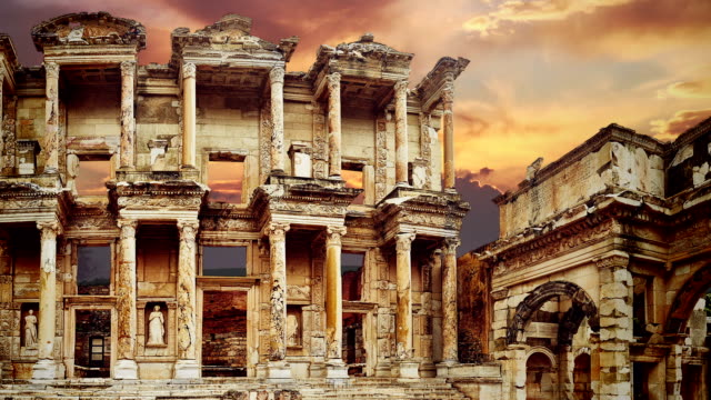 Ephesus, zoom out video