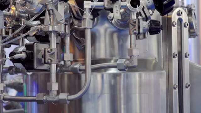 Equipment for pharmaceutical and chemical industry, biotechnological and chemical reactor