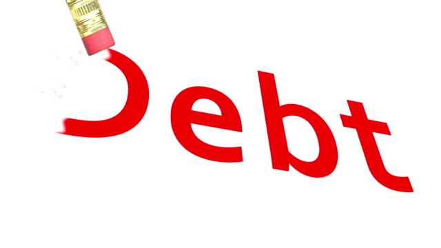 Erase Debt video