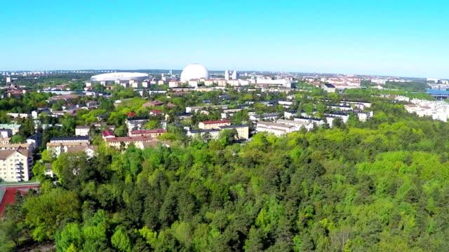 Ericsson Globe Stockholm video