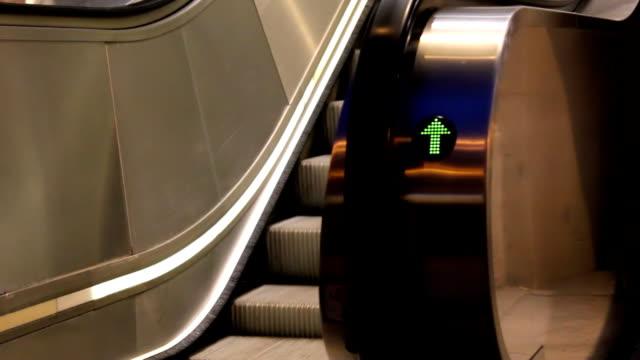 Escalator (HD) video
